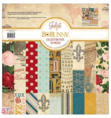 Pack Paper pad Juliet Pack 12x12 Bo Bunny