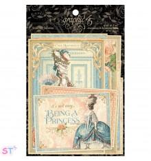 Gilded Lily Ephemera Cards Graphic 45