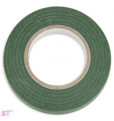 Floral tape Verde