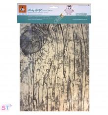 Hoja de madera adhesiva Rustic White Birch