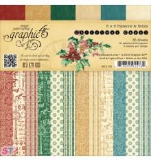 Paper pad A Christmas Carol 6x6 Graphic45