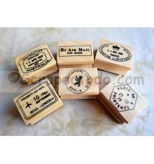 Set de sellos Journey E