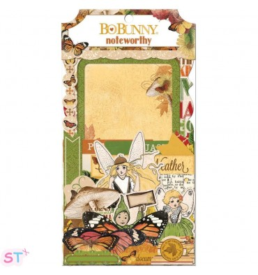 Noteworthy Enchanted Harvest de Bo Bunny