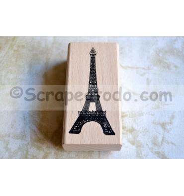 Sello Torre Eiffel grande