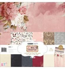 Paper pad Ma Cherie 12x12