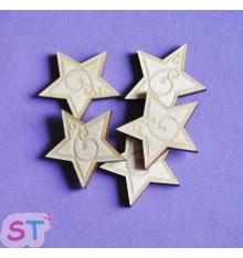Estrellas 1 x 5