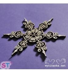Estrella de nieve 1