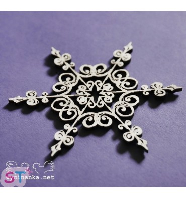 Estrella de nieve 2