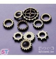 Engranajes 3 mm