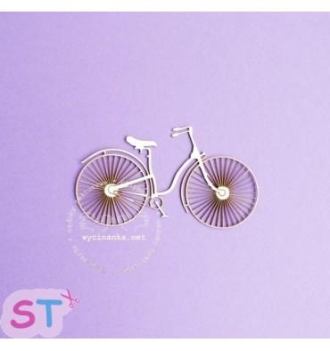 Bicicleta de 9 cm