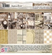 Paper Pad Hometown de Ken Oliver 6x6