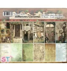 Paper Pad Hometown Christmas de Ken Oliver 6x6