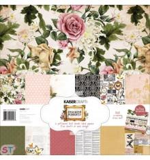 Paper pad Treasured Moments 12x12