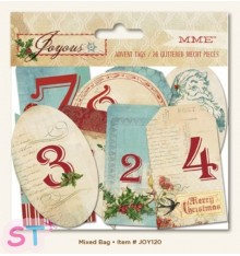 Joyous Mixed Bag Tags