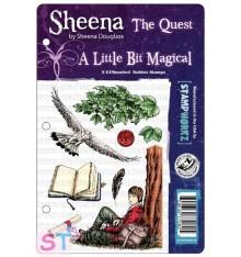 Sello Sheena Douglas The Quest