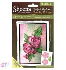 Troqueles Sheena Douglas Classic Carnations