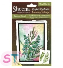 Troqueles Sheena Douglas Florist Friend
