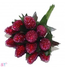 Fresas Rojas x 12