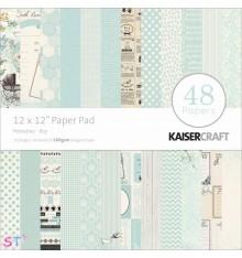 Paper pad Peekaboo Boy 12x12