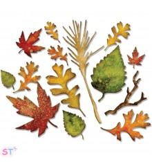 Troqueles Fall Foliage
