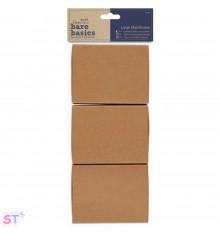 Papermania Cajas de Cerillas Grandes x 3