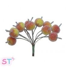 Manzanas con brillo x 12
