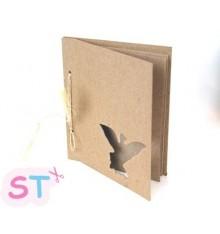 Album Scrapbook Pájaro pequeño