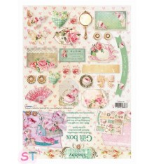 Gift Box Shabby Chic 29