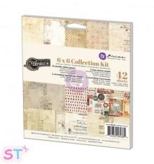 Paper pad Vintage Emporium 6x6 Prima Marketing