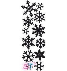 Troquel Snowflakes