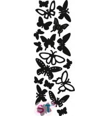 Troquel Butterflies
