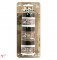Distress Collage Mini Mediums 1oz x 3