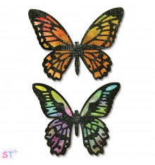 Troquel Detailed Butterflies Tim Holtz