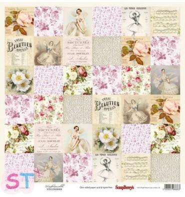 Paper Juliet Mademoiselle Scrapberrys