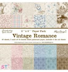 Paper pad Vintage Romance 6x6