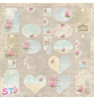 Wedding Garden Elements 12x12 Craft & You
