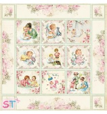 New Baby Born 8 Elements 12x12 Craft & You