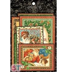 St Nicholas Ephemera Cards Graphic 45