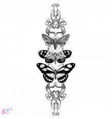 Sello Butterfly Trio Panel