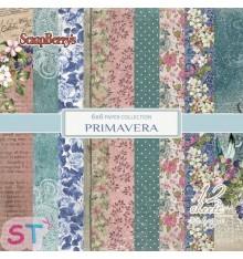 Paper Primavera 6x6 Scrapberrys