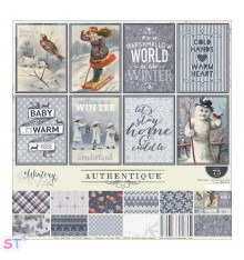 Collection kit Authentique Wintery 12x12