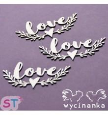 Love con Rama x 3