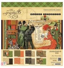 Paper Pad Master Detective 12x12 Graphic45