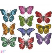 Troqueles Flutter By Tim Holtz