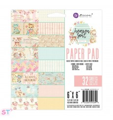 Paper pad Heaven Sent 2 6x6 Prima Marketing