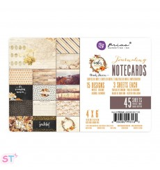 Amber Moon Journaling 4x6 Cards de Prima Marketing