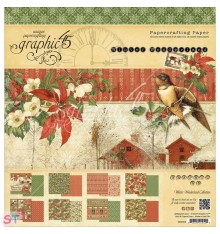 Paper Pad Winter in Wonderland 12x12 Graphic45