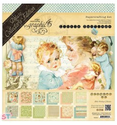 Deluxe Collector Little Darlings 12x12 Graphic45