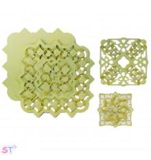 Troqueles Folded Lace Spellbinders x 5