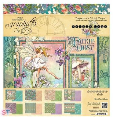Fairie Dust 8x8 Graphic45